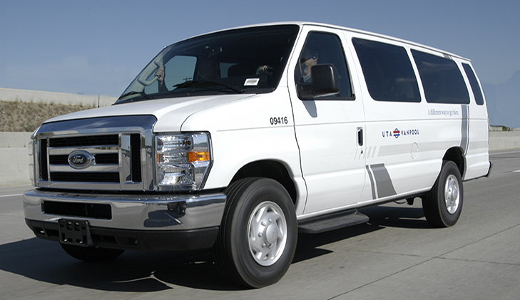 Vanpool Image, click to go to Vanpool section of web site